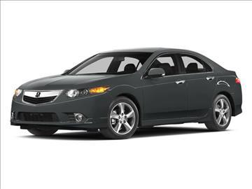 2013 Acura TSX for sale in Miami, FL