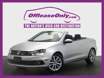 2013 Volkswagen Eos for sale in Miami, FL
