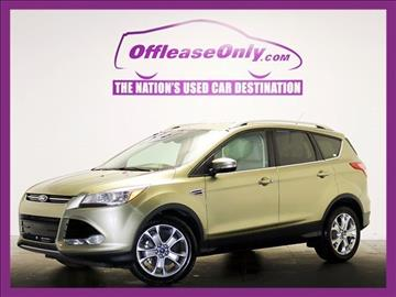 2014 Ford Escape for sale in Miami, FL