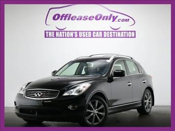 2013 Infiniti EX37 for sale in Miami, FL