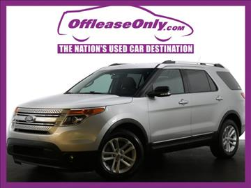 2015 Ford Explorer for sale in Miami, FL