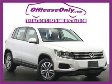 2014 Volkswagen Tiguan for sale in Miami, FL
