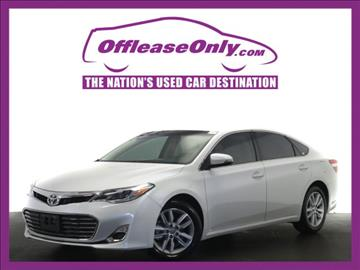 2014 Toyota Avalon for sale in Miami, FL