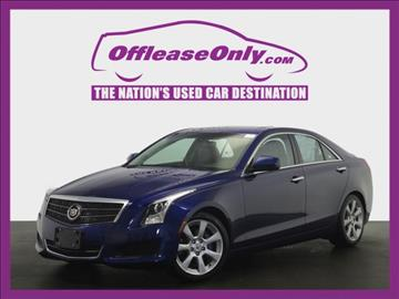 2014 Cadillac ATS for sale in Miami, FL