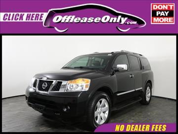 2013 Nissan Armada for sale in Miami, FL