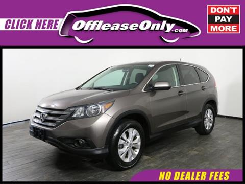 2014 Honda CR-V for sale in Miami, FL