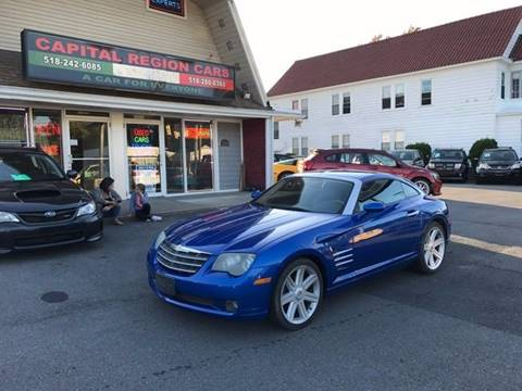 2004 Chrysler Crossfire for sale in Schenectady, NY