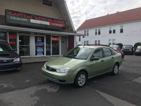 2007 Ford Focus for sale in Schenectady, NY
