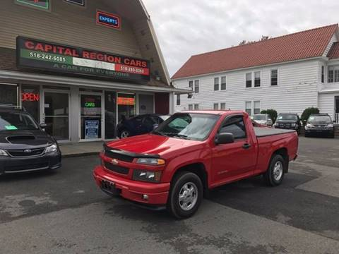 2005 Chevrolet Colorado for sale in Schenectady, NY