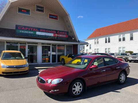 Used buick for sale in schenectady ny for Capitaland motors gmc schenectady ny