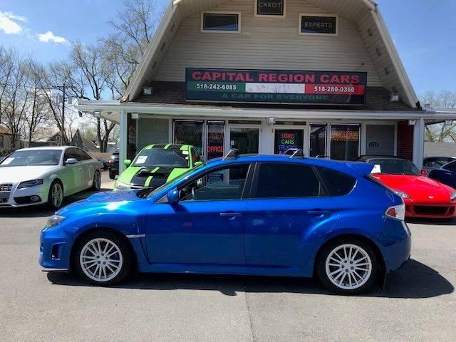 2013 Subaru Impreza Awd Wrx Limited 4dr Wagon In Schenectady Ny