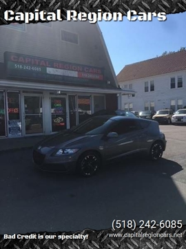2014 Honda CR-Z for sale in Schenectady, NY