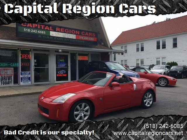 2004 Nissan 350z Enthusiast 2dr Roadster In Schenectady Ny Capital