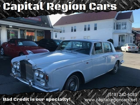 1967 Rolls-Royce Silver Shadow for sale in Schenectady, NY