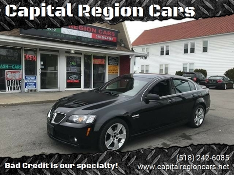 2008 Pontiac G8 for sale in Schenectady, NY