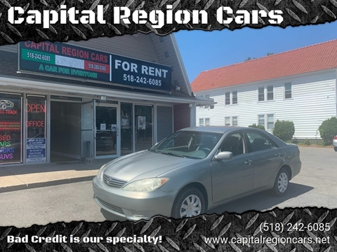 2006 Toyota Camry for sale in Schenectady, NY
