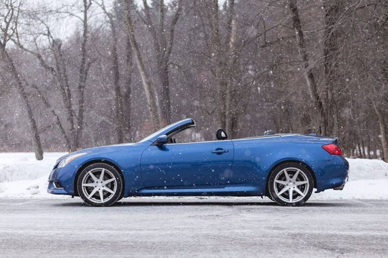 2009 infiniti g37 convertible sport 2dr convertible in schenectady contact sciox Images