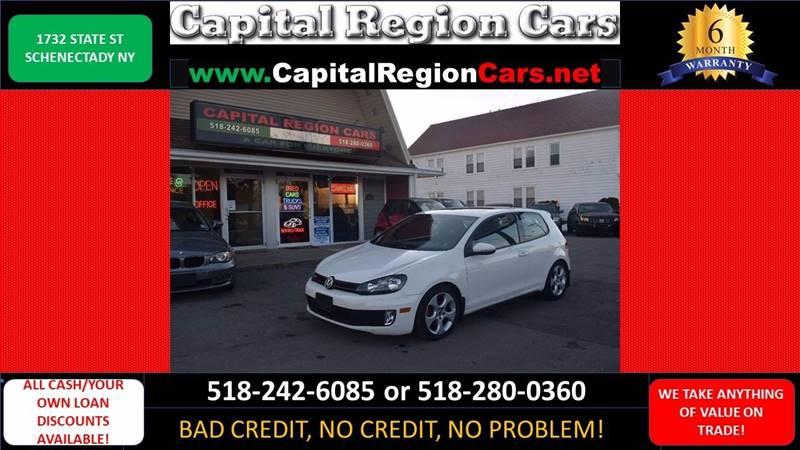2010 Volkswagen Gti Pzev 2dr Hatchback 6m In Schenectady Ny