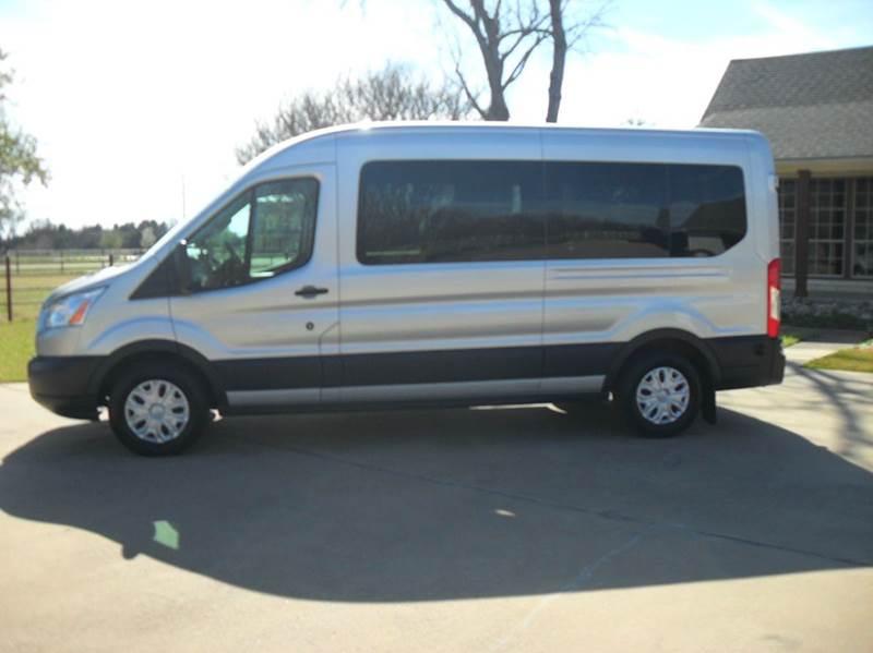 6765eb6ac2 2015 Ford Transit Wagon 350 XLT 3dr LWB Medium Roof Passenger Van w Sliding  Passenger