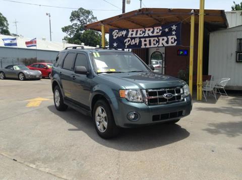 2012 Ford Escape for sale at ASHE AUTO SALES, LLC. - ASHE AUTO SALES in Dallas TX