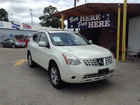 2009 Nissan Rogue for sale at ASHE AUTO SALES, LLC. - ASHE AUTO SALES in Dallas TX