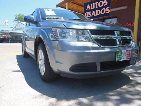 2009 Dodge Journey for sale at ASHE AUTO SALES, LLC. - ASHE AUTO SALES in Dallas TX