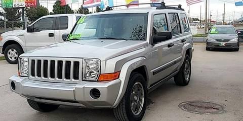 2006 Jeep Commander for sale in Dallas, TX