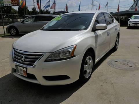 2013 Nissan Sentra for sale in Dallas, TX