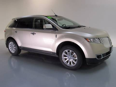 2011 Lincoln MKX for sale in Abilene, KS