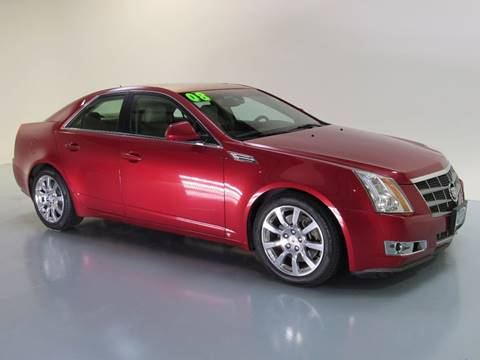 2008 Cadillac CTS for sale in Abilene, KS