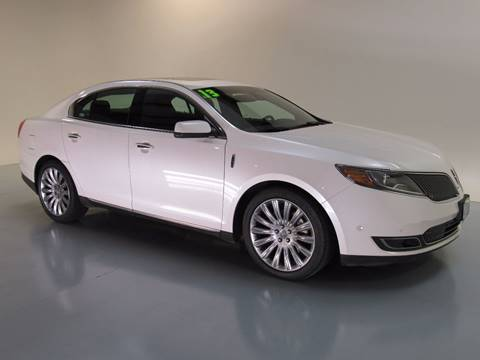 2013 Lincoln MKS for sale in Abilene, KS