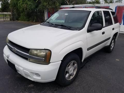 2004 Chevrolet Trailblazer For Sale In Corpus Christi Tx