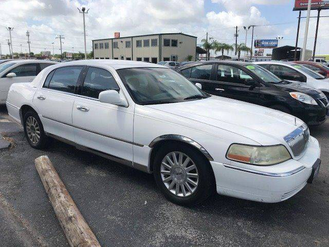 2003 Lincoln Town Car Executive 4dr Sedan In Corpus Christi Tx