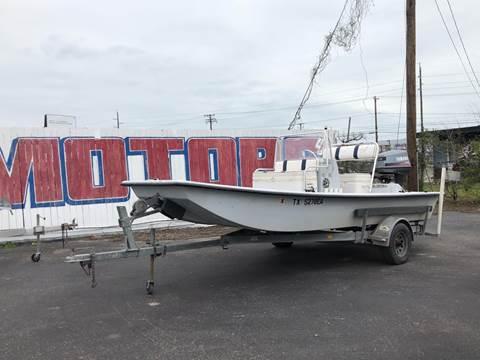 1987 SHOAL BT PL-6S HS for sale in Corpus Christi, TX