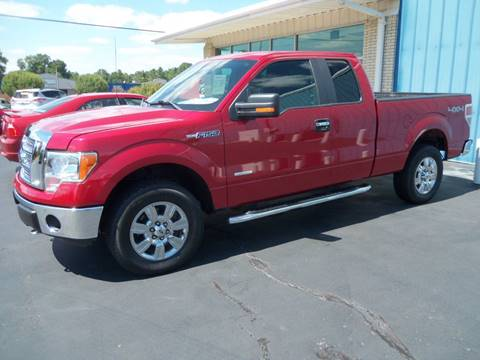 2012 Ford F-150 for sale in Russell Springs, KY