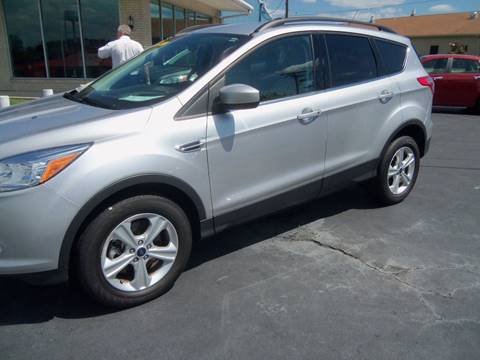 2016 Ford Escape for sale in Russell Springs KY
