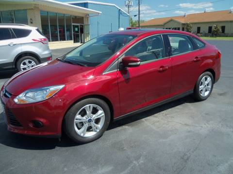 2014 Ford Focus for sale in Russell Springs KY