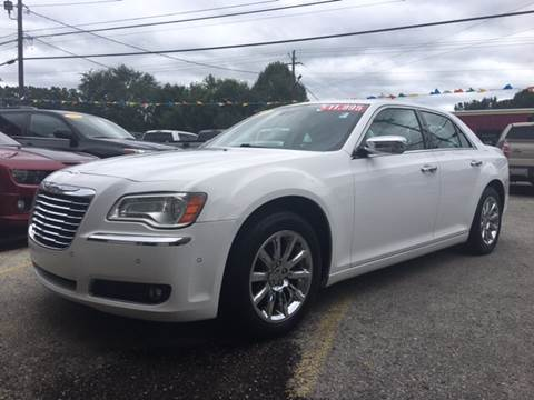 2011 Chrysler 300 for sale in Dalton, GA