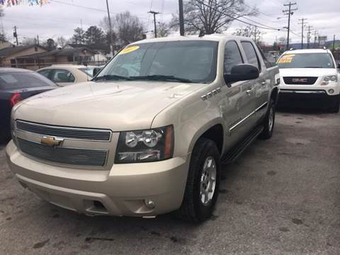 chevrolet avalanche for sale in dalton ga. Black Bedroom Furniture Sets. Home Design Ideas