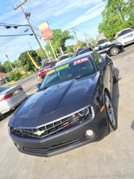 Used Chevrolet Camaro For Sale In Dalton Ga Carsforsale
