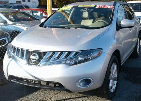 2009 Nissan Murano for sale in Dalton, GA