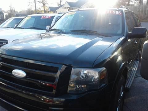 2008 Ford Expedition EL for sale in Dalton, GA
