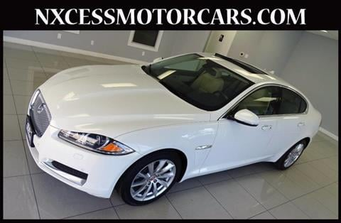 2015 Jaguar XF for sale in Houston, TX