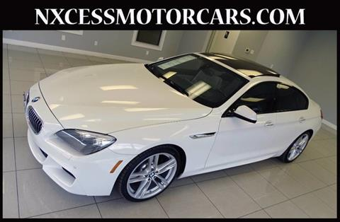 2014 BMW 6 Series for sale in Houston, TX