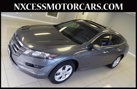 2010 Honda Accord Crosstour for sale in Houston, TX