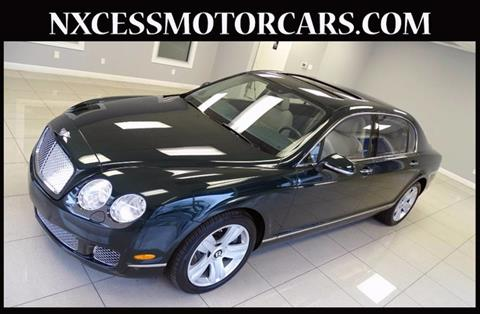 2010 Bentley Continental Flying Spur for sale in Houston, TX