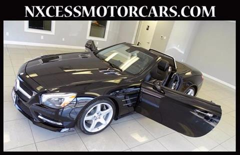 2013 Mercedes-Benz SL-Class for sale in Houston, TX