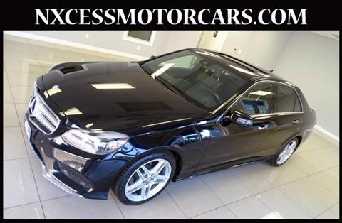 2014 Mercedes-Benz E-Class for sale in Houston, TX