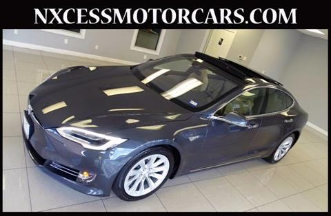 2016 Tesla Model S for sale in Houston, TX