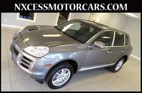 2009 Porsche Cayenne for sale in Houston, TX